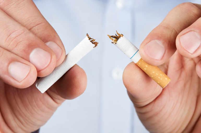 Arrêt du tabac et prise de poids: qui est concerné et qui