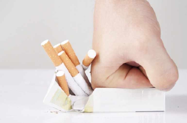 Comme cesser nasvaj et de ne pas commencer fumer