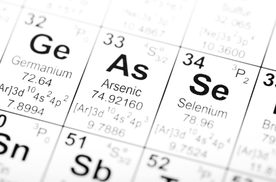 Arsenic: danger!