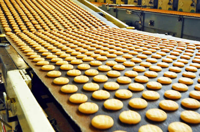 Biscuits industriels