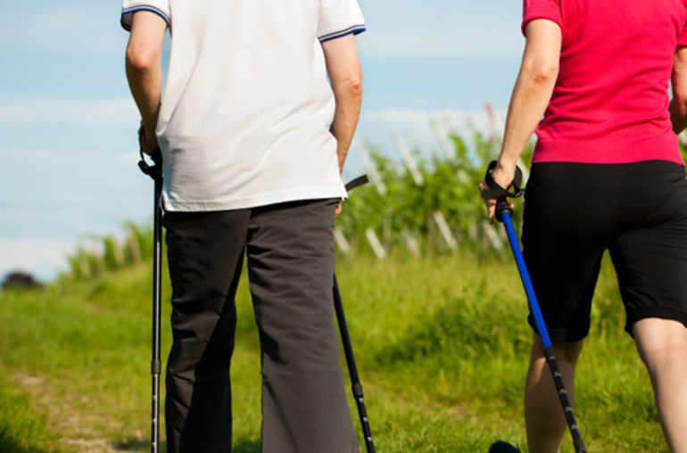 De la marche contre l'arthrose du genou - Planete sante