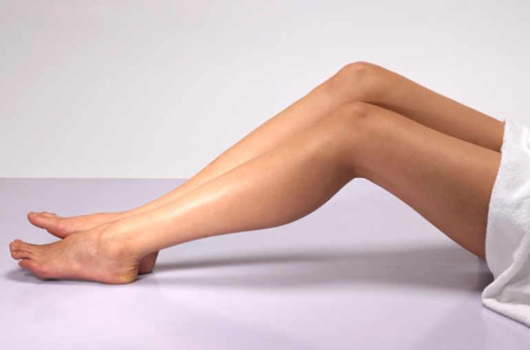 fourmillement pied gauche au repos