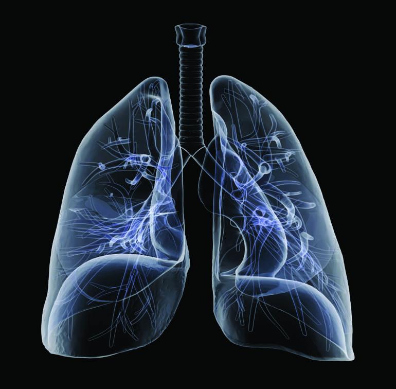 brulure poumon toux