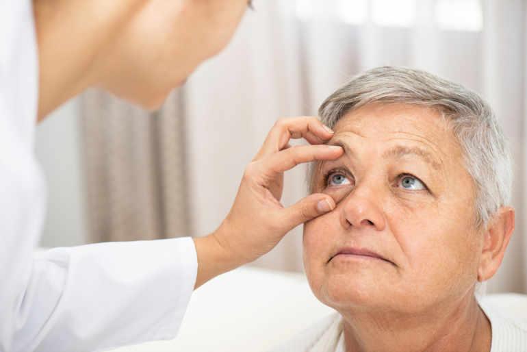 Les effets de l'hypertension artérielle sur l'œil..