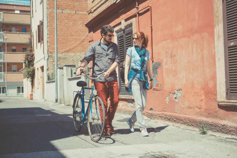 Marcher une heure par jour – Régime pauvre en calories