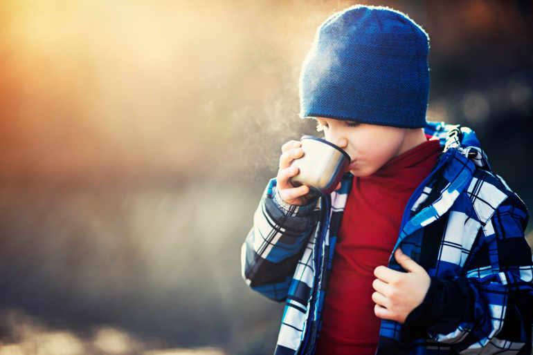 Mon enfant en hiver - Planete sante bc0aa1a4e9e
