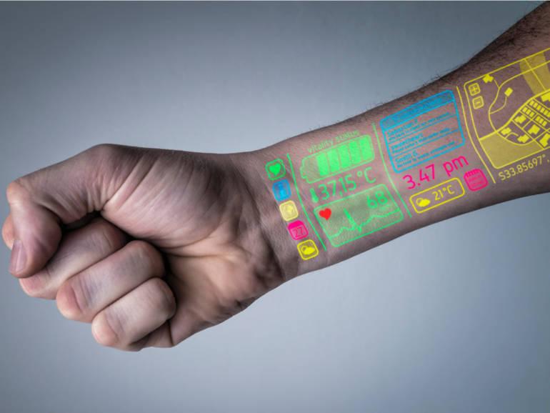 tatouages connectés: gadget ou révolution? - planete sante