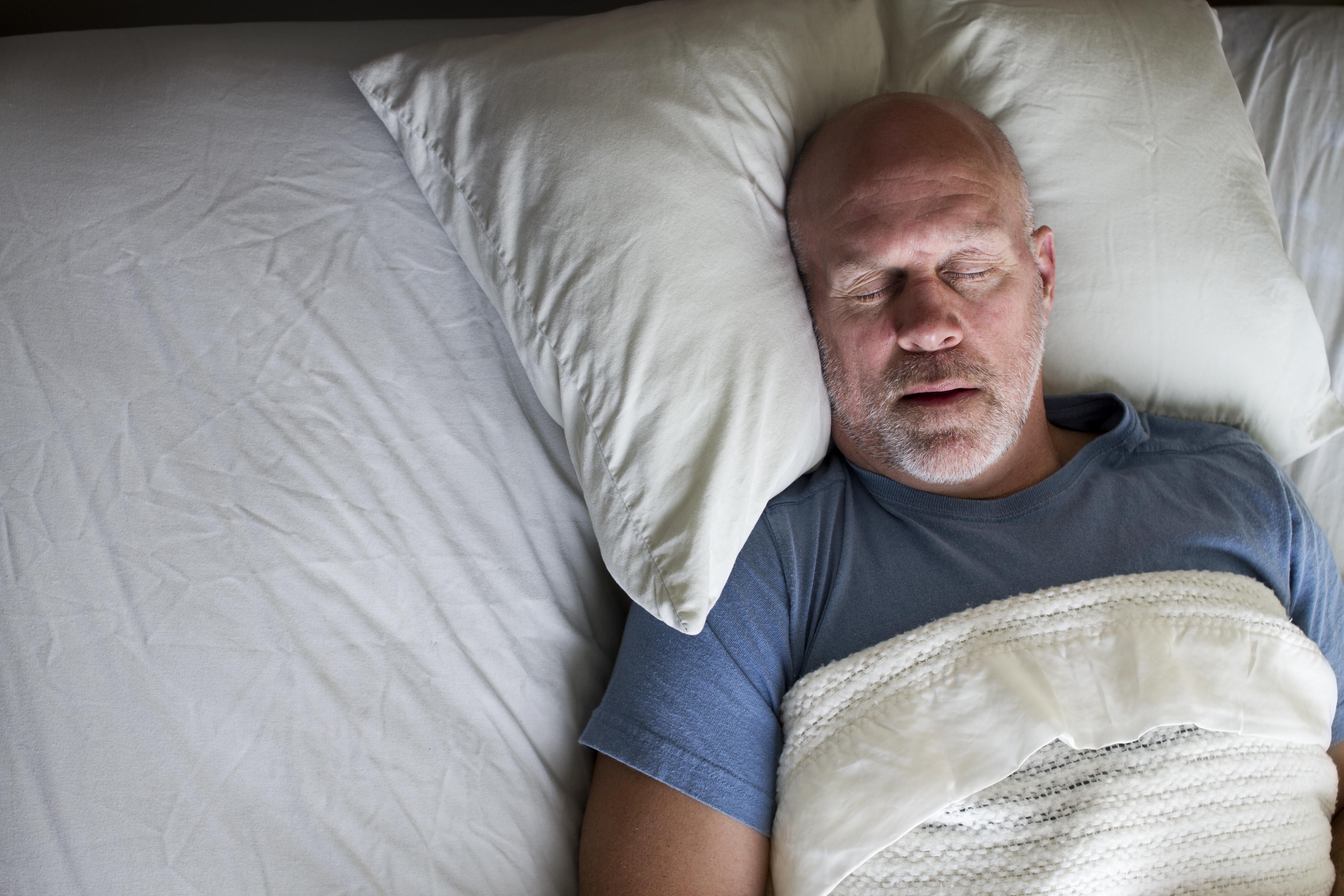 Un test très simple détecte l'apnée du sommeil - Planete sante