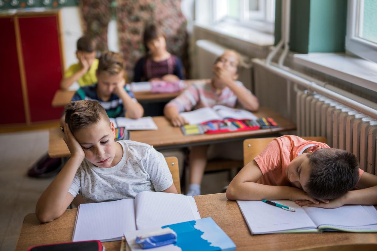 Salles De Classe Nos Enfants Bougent Ils Assez Planete Sante