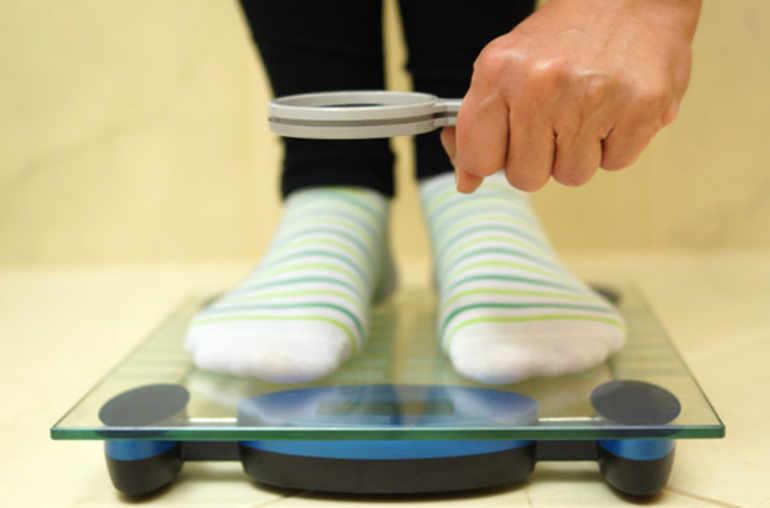 obsession de la nourriture et du poids